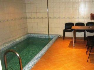 Sauna  pe lemne,200 lei ora, inclus casuta separata, max 5,6 persoane;barbeque