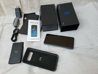 Samsung Galaxy S8 SM-G950U - 64GB - Blue Coral