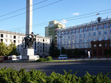 Продаю квартиру в центре Штефан чел Маре 1 - 45000
