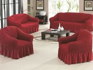 Чехлы на Мягкую мебель -- Доставка на дом