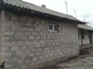 Срочно !!! с. Кетросу дом 13 соток возле Примэрии 12000 евро. С реальным покупателем договорюсь.