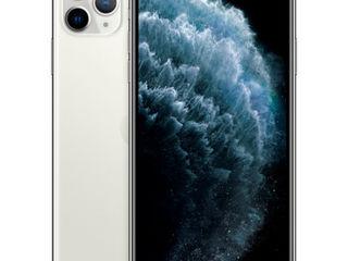 Smartphone Apple Iphone 11 Pro Max (4 Gb/64 Gb) Silver În Credit  0%