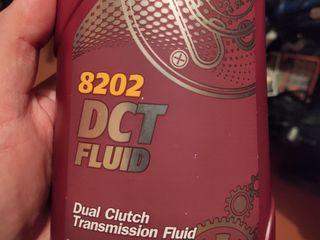 Mannol 8202 dct fluid 6 litres