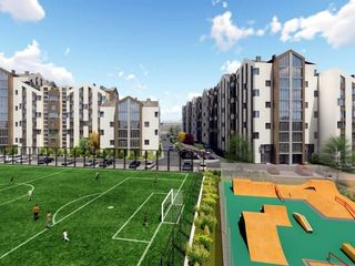 Apartament in rate direct de la Dezvoltator 46,18 m2