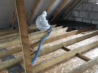 Izolarea planșeelor dintre etaje