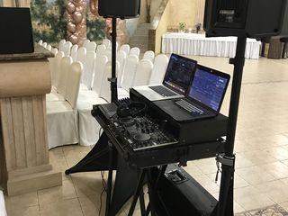 Denon DJ DN-MC6000 + shure Beta58a + magma + t rack usb 8