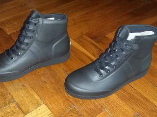 Новые резиновые ботинки Hunter недорого!!!