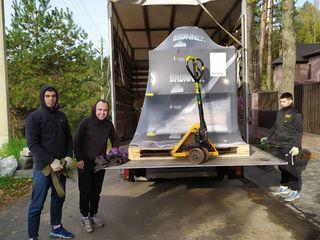 Транспортировка грузов. Услуги грузчиков  80 MDL