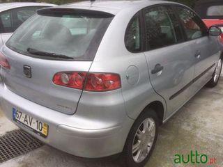 Seat Ibiza  2004     Запчасти Сеат Ибица  2004
