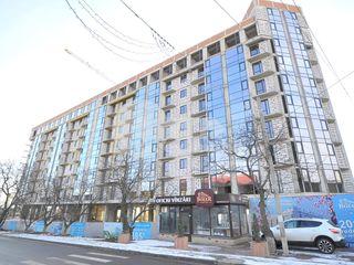 Durlești - Boiar House, 2 camere, 54 mp, variantă albă 26500 €