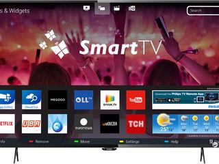 "Televizor Smart LED,Телевизор Philips 49PUH6101/88  Ultra HD 4K  49""(123 см)   5300лей"