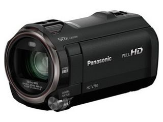 Новая Panasonic HC-V760