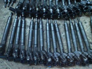 Форсунки Injectoare  BMW Hyundai Kia Mercedes Nissan Ford VW Volivo Skoda Opel Renault Dacia Citroen