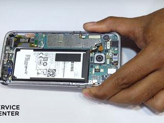 Samsung Galaxy S 7  (G930) Не заряжается телефон, восстановим разъем!