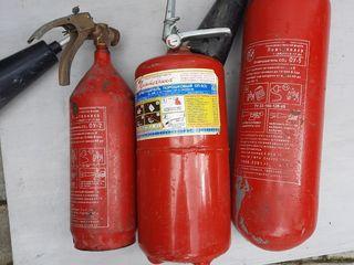 Продам огнетушители б.у в хорошем состоянии.Углекислотные: ОУ-5 ,ОУ-2.Пороршковые:ОП-5,ОП-3.