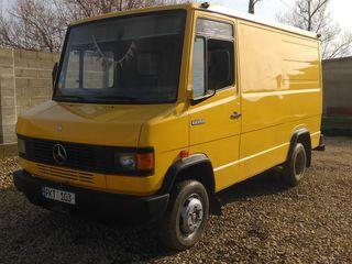 Mercedes Rex 609 D