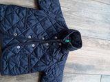 Легкая курточка Benetton 9-12 мес.
