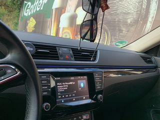 Multimedia Skoda Superb 3