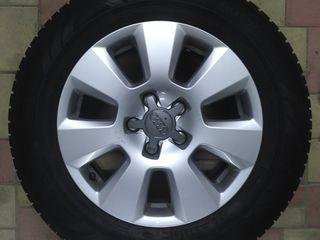 5x112. Оригинальные легкосплавные колеса Audi 225 60 R16. Audi, VW, Skoda, Mercedes...