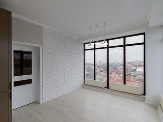 Apartament cu 3 odăi, parcare subterană, terasă cu priveliște excepțională!