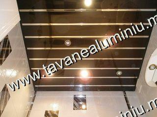 Poduri tavane false din aluminiu pentru baie si bucatarie, потолки алюминиевые для кухни и ванной