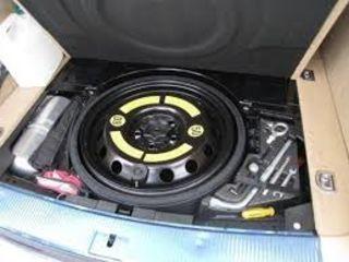 Запаска/докатка на VW Toureg