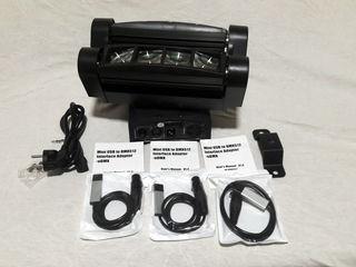 USB DMX 512 -Управление светомузыкой с компютера