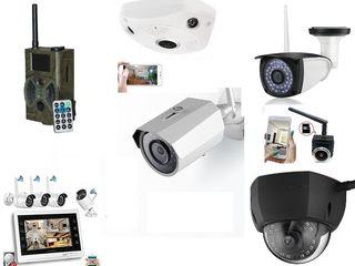 ИП Камеры последнего поколение со встроенным регистратор, ip wifi camere cu registrator incorporat