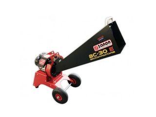 Vindem tocator profesional Zanon BC-30 disponibil în trei motoare: benzină, electrică și tractor