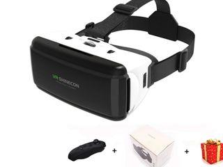 Очки виртуальной реальности VR Shinecon, VR Box 2 +джойстик в подарок !!!