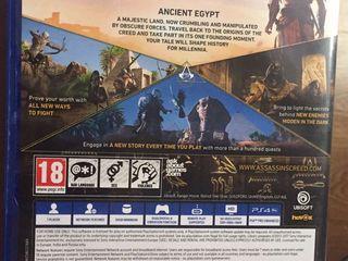 Assassins Creed Origins.Joc video open world pentru PS4