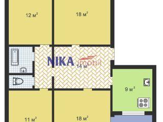 Куплю 4-х комнатную квартиру на Ботанике!