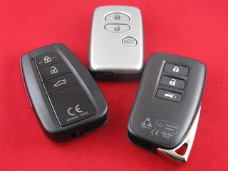 Ключи Toyota/ Lexus