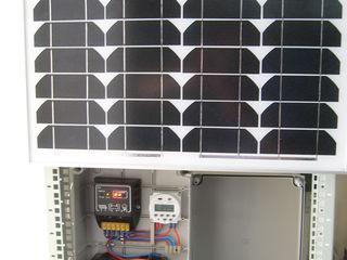 Насосная станция на солнечных батареях АПНС 700