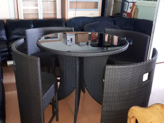 Мебель из ротанга.Германия.