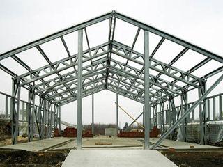 Constructii metalice - depozite,hale industriale,magazine.Calitate la preturi accesibile !