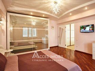 Chirie! Râșcani, str. Bogdan Voievod 7, dormitor + living, 76 m2, euroreparație!