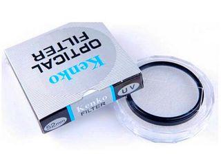 UV Ultra-Violet Filter, Kenko, Ультра фиолетовые фильтры. 52, 55, 58, 62, 67, 72, 77мм. Новые.