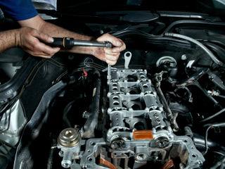 запчасти + ремонт ходовой +ремонт мотора любые марки