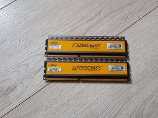 16Gb DDR3 1600Mhz Crucial Ballistix