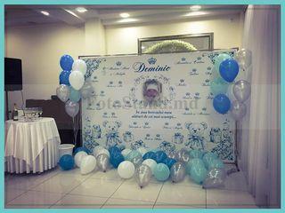 Baner pentru foto la cumatrie, nunta, botez, zi de nastere, jubileu, aniversare