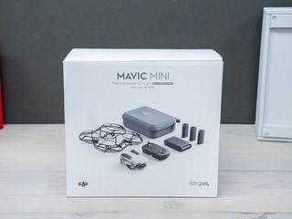 Vând DJI Mavic Mini Fly More Combo
