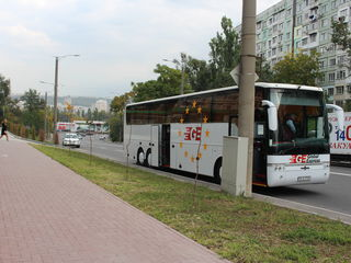 Germania-Moldova-Germania săptămânal transport pasageri: Oferim mese calde la restaurant!