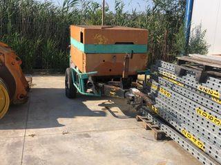 Malaxor pentru beton/podele