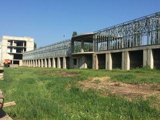 Продается незавершенное строительство торгового комплекса в престижном районе г. Бендеры - 1 линия