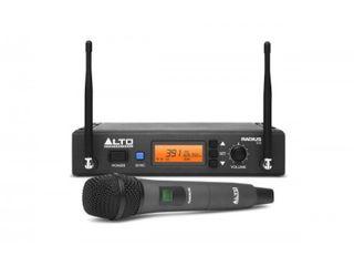 Microfon wireless alto radius 100
