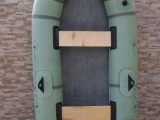 Лодка резиновая Лисичанка 2 местная 1950 lei novaia