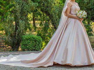 Cвадебное платье Viola от Tesoro Bridal, дизайнерское