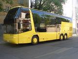 Двухэтажный автобус  neoplan на заказ  70 мест