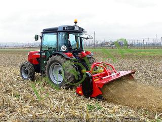 Tocator pentru teren Измельчитель полевой 2,5  и 2,8 метра полиуретановые колеса